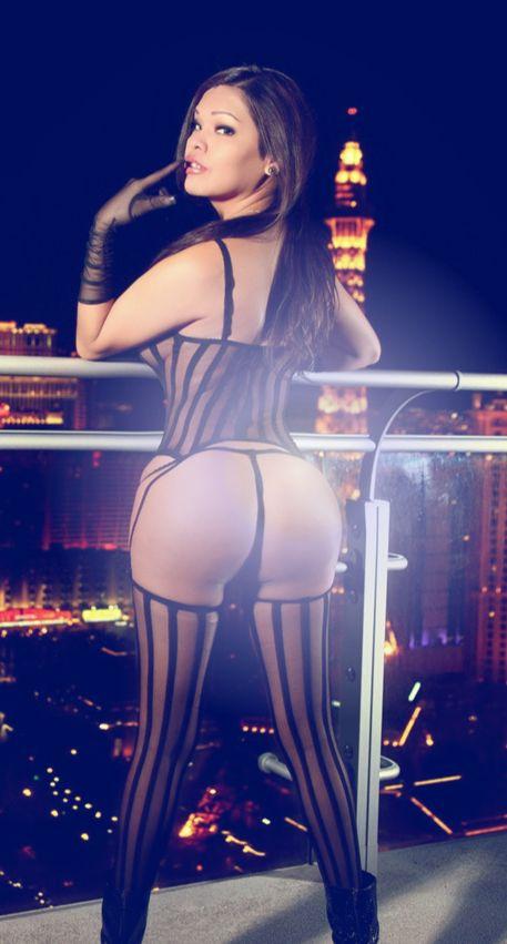 Carmen Moore in Las Vegas
