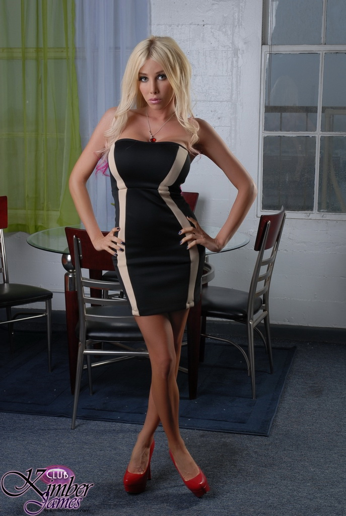 Hot Kimber James